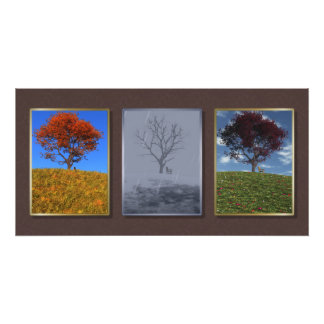Swiftly Fly the Years Triptych Photo Print
