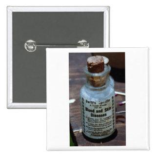 Swift's Specific Blood Purifier Pinback Button