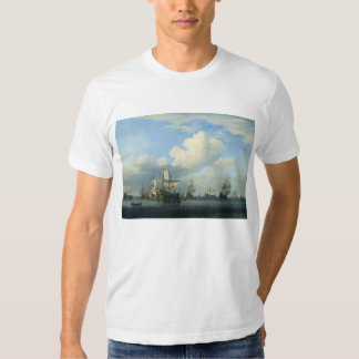 Swiftsure Seven Oaks Loyal George and Convertine T-shirt