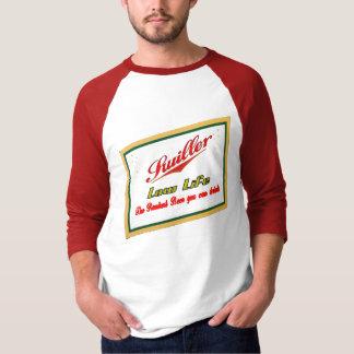 Swiller Low Life Drinking Shirt. T-Shirt