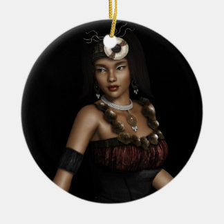 Swilly.jpg Ceramic Ornament