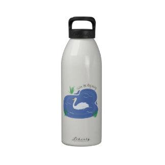 Swim Away Reusable Water Bottle