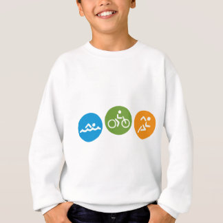 Swim Bike Run Sweatshirt