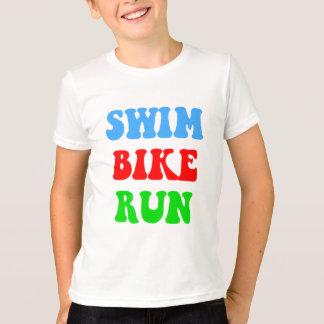 Swim Bike Run T-Shirt