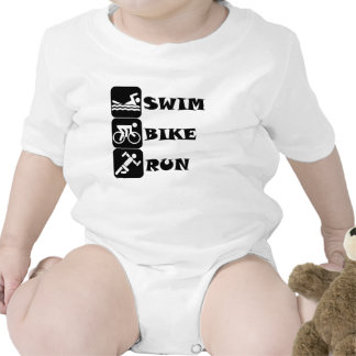 Swim Bike Run Creeper