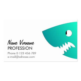 swim business card