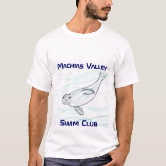 Swim club, Machias ValleySwim Club T-Shirt