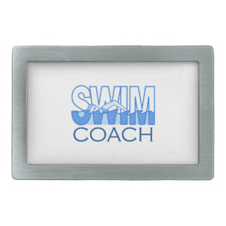SWIM COACH BELT BUCKLES