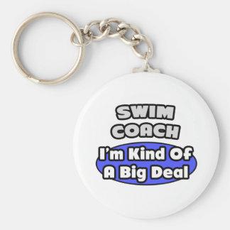 Swim Coach...Big Deal Key Chains