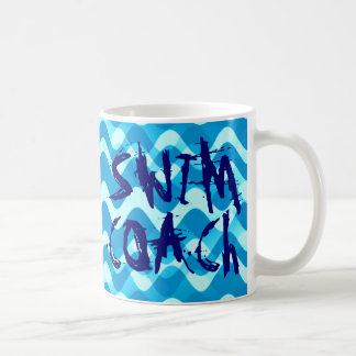SWIM COACH COFFEE MUG