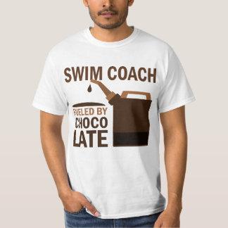 Swim Coach (Funny) Gift Tee Shirt