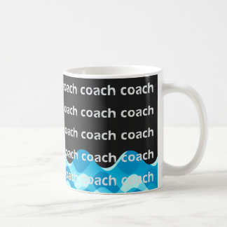 Swim Coach or Dive Coach Coffee Mug