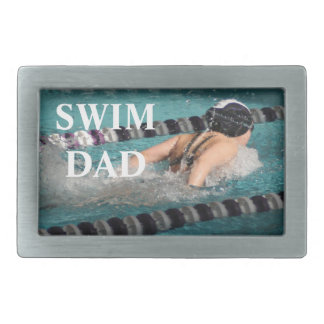 SWIM DAD BELT BUCKLE TEMPLATE
