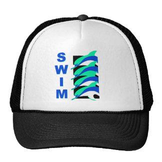 Swim Dolphins Hat