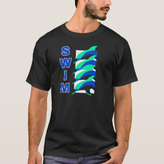 Swim Dolphins T-Shirt