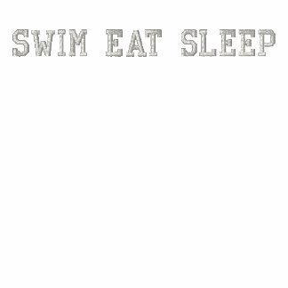 Swim Eat Sleep and Repeat Jacket