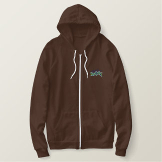 Swim Embroidered Hoodie