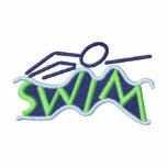 Swim Embroidered Hoody
