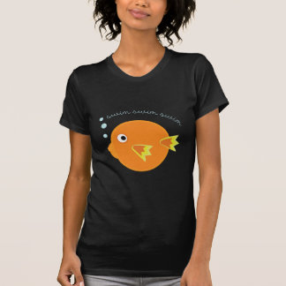 Swim Fish T Shirt