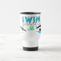 Swim Goddess Travel Mug