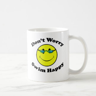 Swim Happy Coffee Mug