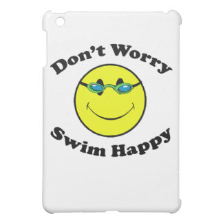 Swim Happy iPad Mini Covers