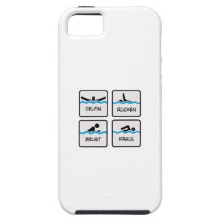 Swim iPhone SE/5/5s Case