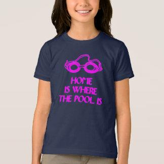 Swim Joke - Funny Tshirt for Swimmers
