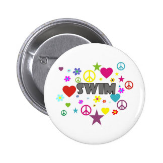 Swim Mixed Graphics Button