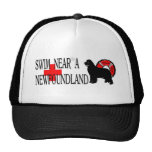 Swim near a Newfoundland Trucker Hat