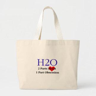 Swim Obsession Large Tote Bag