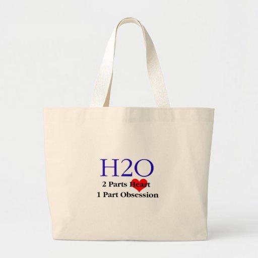 Swim Obsession Tote Bag