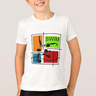 Swim Quartet T-Shirt