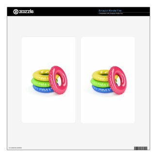 Swim rings skins for kindle fire
