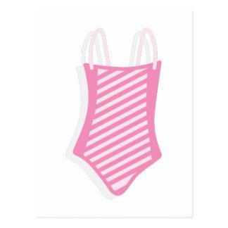 Swim Suit Postcard