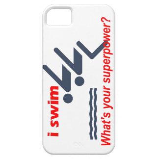 Swim super power iPhone SE/5/5s case