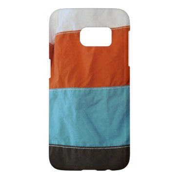 Beach Themed Swim Surfing Trunks Samsung Galaxy S7 Case