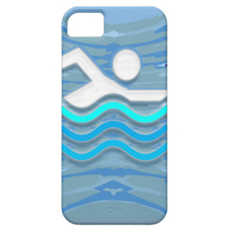 SWIM Swimmer Success Dive Plunge Success NVN238 iPhone 5 Cover