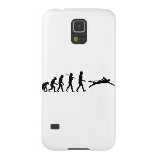 Swim Swimming Sport Evolution Galaxy S5 Cases