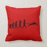 Swim Swimming Sport Evolution Pillow