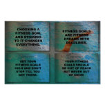 Swim to Reach Your Goals! Print