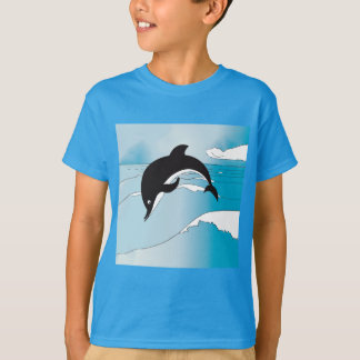 Swim With Dolphins T-Shirt