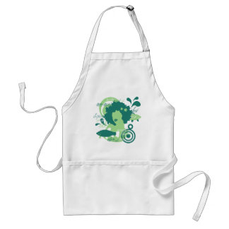 Swim With The Mermaids Adult Apron