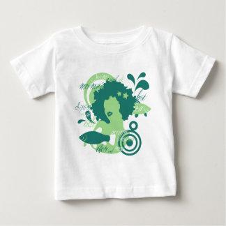 Swim With The Mermaids Baby T-Shirt
