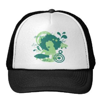 Swim With The Mermaids Trucker Hat