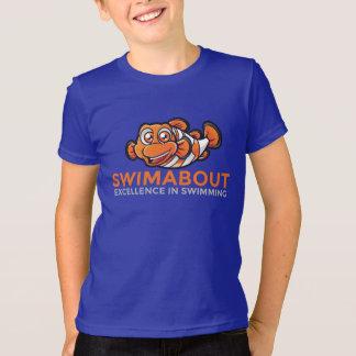 Swimabout Mascot Kids T-shirt