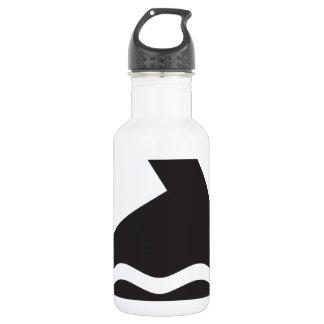 Swimmer 18oz Water Bottle