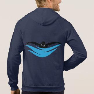 Swimmer Butterfly Stroke Tshirt