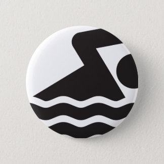 Swimmer Button