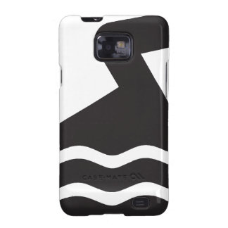 Swimmer Samsung Galaxy S2 Cover